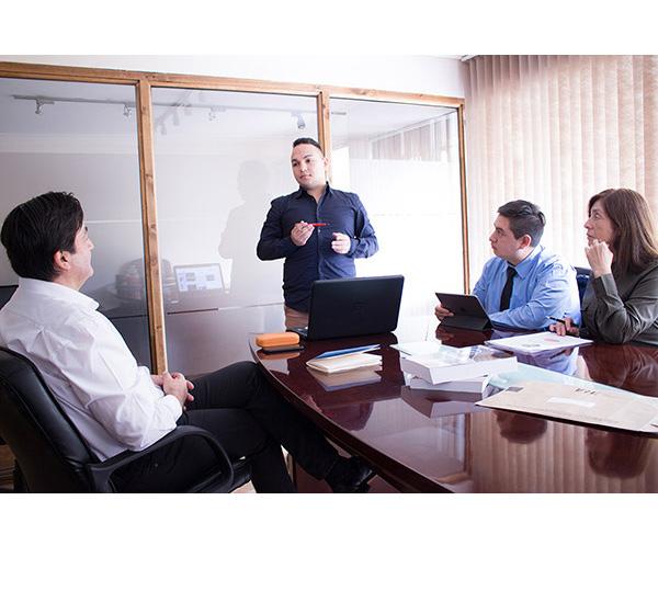 Experiencia al servicio de tu empresa